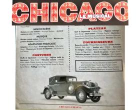 RVE équipe CHICAGO !
